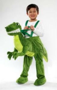 homemade dinosaurs halloween costumes