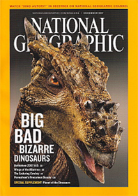 big bad bizarre dinosaurs magazines