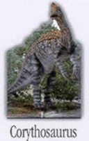 Corythosaurus-by-Nicola-Deschamps