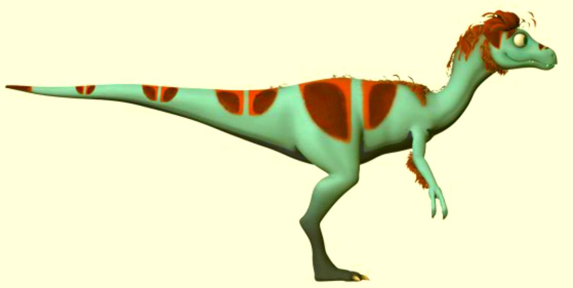 всегда создавали картинки динозавров рапторекс детальнее