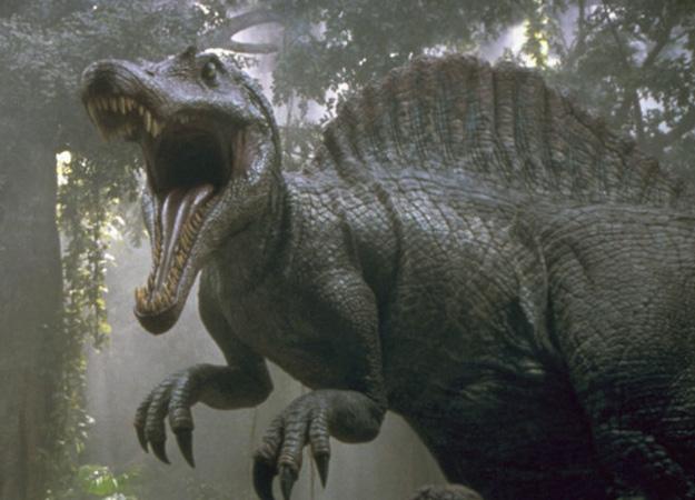 Spinosaurus Dinosaur Arts